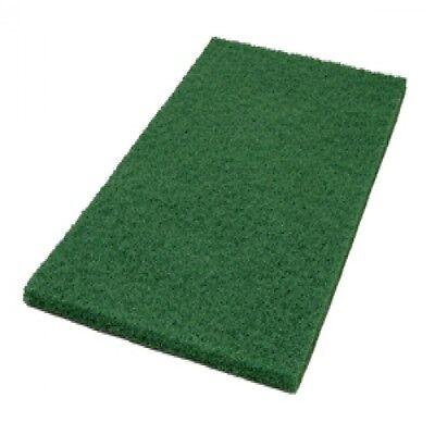 Green Floor Pads - Clarke Alto Obs18 - Obs-18dc Orbital Sander Pads - 5 Pack