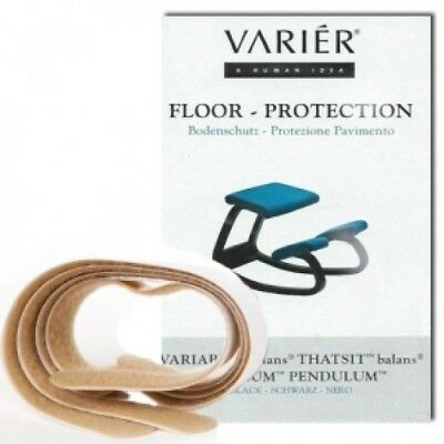 FELTRI VARIER - floor protection - sedia ergonomica Variable Balance - col. NERO