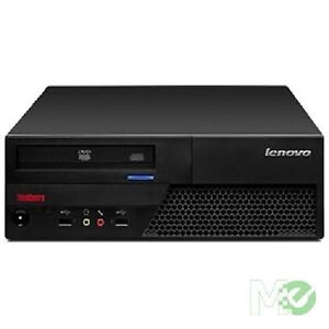 Lenovo ThinkCenter M58 SFF - Core 2 Duo E8400, 4GB, 320GB, DVD-R