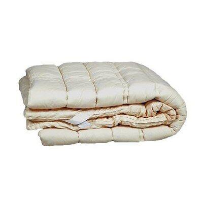 Wool Mattress Pad Topper Sleep & Beyond Organic Wool Queen King Chemical Free