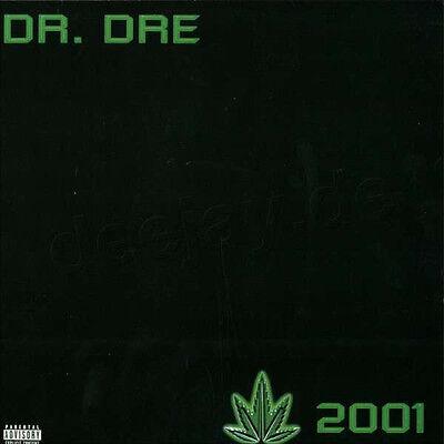 "DR DRE 2001 LP 12"" Vinyl 33rpm 180gm Remastered NEW"