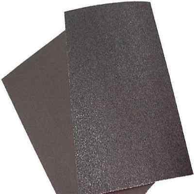 Silverline Sl-1218r And S-1218ovs Orbital Floor Sander Sandpaper Sheets 80 Grit