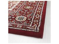 Red Persian Rug in Very Good Condition