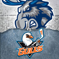 Manitoba Moose vs San Diego Gulls, Oct. 29