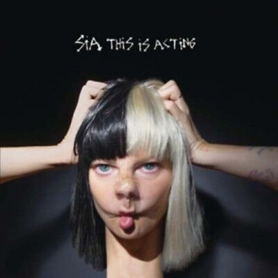 """SIA This is Acting 12"""" LP Vinyl NEW 2016 Cheap Thrills Move Your Body"""