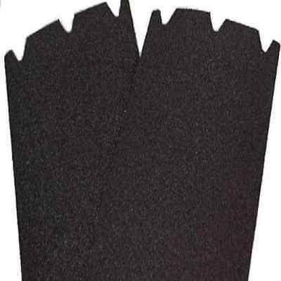 24 Grit Clarke Du-8 Drum Sander Sanding Sheets - Floor Sandpaper - Box Of 50