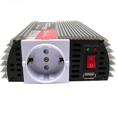 06148 Spannungswandler 300W 600W USB 12V Stromwandler I… |