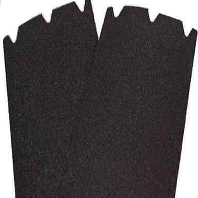 80 Grit Hiretech Ht8 Drum Sander Sanding Sheets - Floor Sandpaper - Box Of 50