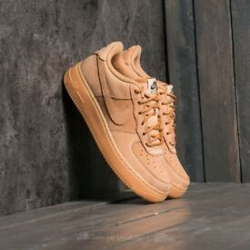 Brand New and Boxed UK: 4.5 Nike Air Force 1 '07 WB Low Trainer