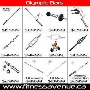 Olympic Bar Hex Bar Tricep Bar Curl Bar Swiss Bar