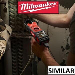 NEW MILWAUKEE CLAMP METER KIT - 111266643 - CORDLESS 12V