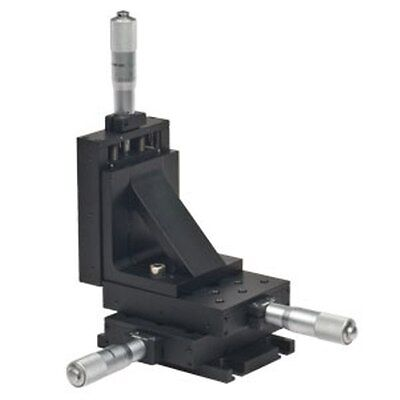 New - Thorlabs Pt3m Xyz Linear Translation Stage With Micrometers Metric