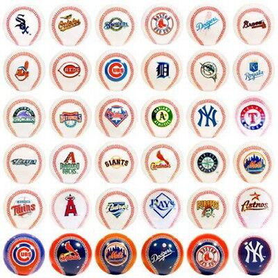Mlb Circle - MLB MINI BASEBALLS SET OF 36, ALL 30 TEAMS PLUS 6 SPECIAL EDITIONS, COLLECTIBLE