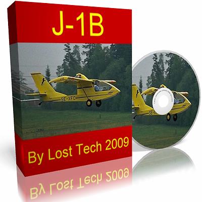 BUILD J-1B AIRCRAFT DON QUIXOTE AIRPLANE DIY PLANS ON CD