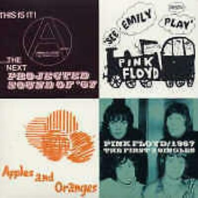 Pink Floyd: 1967: The First 3 Singles w/ Artwork MUSIC AUDIO CD Arnold Layne (Pink Floyd 1967 The First 3 Singles)