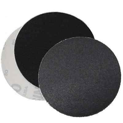 80 Grit Clarke Ez Sand Floor Sander Hook Loop Discs - Sandpaper - Box Of 50