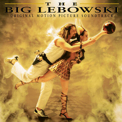 THE BIG LEBOWSKI SOUNDTRACK LP VINYL NEW 2014 33RPM REISSUE