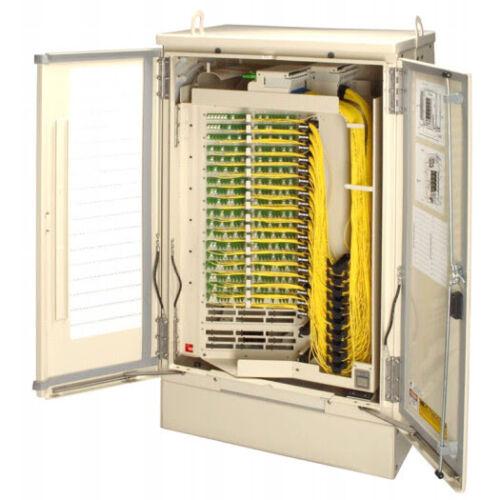 Commscope Cabinet Fdh3000 864/864 Shoppeds/cab/closure/conn Fiber Fd3aj864j00jgb