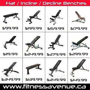 Fully Adjustable Multi-FID Bench Workout Bench Press Benches