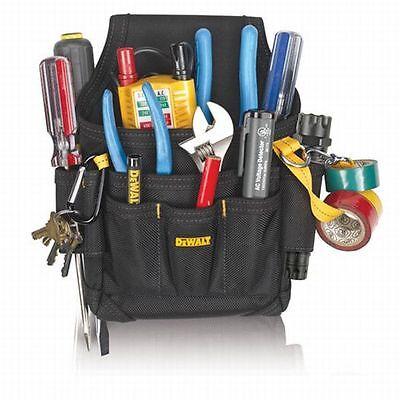Dewalt Small Maintenance Electricians Tool Pouch 20026
