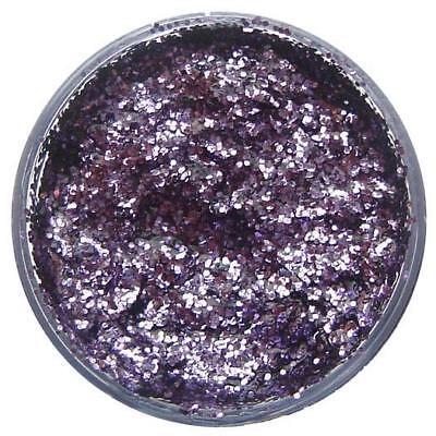 Lavender Snazaroo GLITTER GEL 12 ml Fancy Dress Halloween Partys Face Paint ()