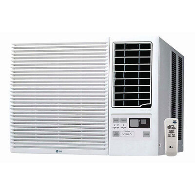LG LW2416HR 23,000 BTU Cooling & Heating Window Air Conditioner with Remote