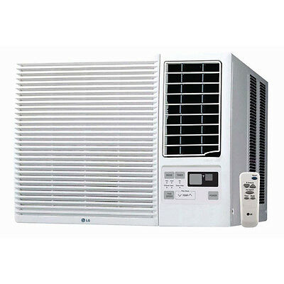 LG LW2415HR 23,000 BTU Cooling & Heating Window Air Conditioner with Remote