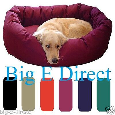 - Premium X Large Pet Donut Bagel Dog Bed 40