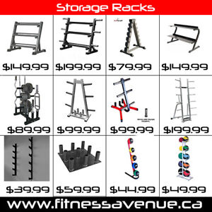 Storage Racks For Weights – Brand New