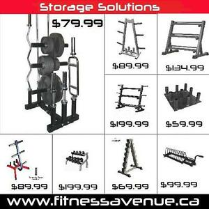 Storage Racks for Dumbbells, Weights Plates and Kettlebells – Brand New