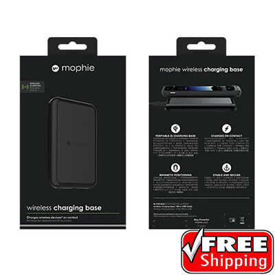Mophie CF Enjoin Force Wireless Charging Base (Qi Wireless Charger) NEW OEM
