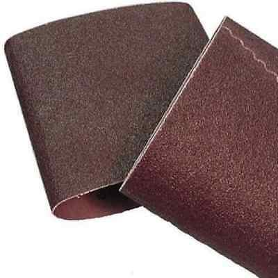 24 Grit Floor Sanding Belts - Clarke Ez-8 Floor Drum Sander Cloth Belts -10 Pack