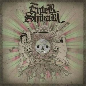 ENTER SHIKARI TAKE TO THE SKIES LP VINYL NEW 33RPM
