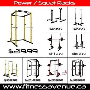 Power Rack Squat Rack Home Gym  Brand New