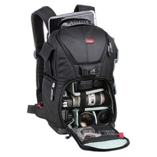 Vivitar DKS-25 Photo/SLR/Laptop Sling Backpack Large