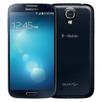 Lost Samsung Galaxy S4 Black T-Mobile Jan. 25, 17