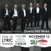 Blenders Presents the Legendary Downchild Blues Band