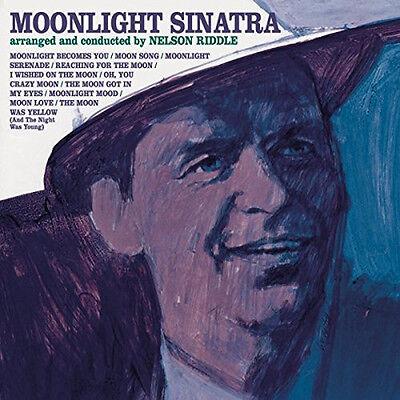 FRANK SINATRA MOONLIGHT SINATRA LP VINYL NEW 2014 33RPM