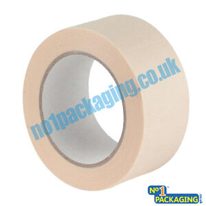 6-x-ROLLS-HIGH-QUALITY-MASKING-TAPE-48mm-X-50M-2-INCH-LOWEST-PRICE-decorating