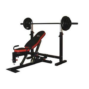 AmStaff TB011A Olympic Press Bench - Brand New