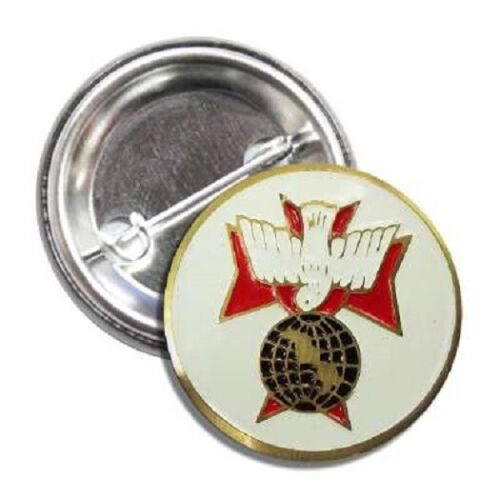 Knights of Columbus 4th Degree button