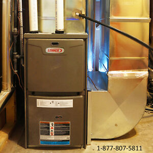 Affordable High Efficiency Furnaces & Air Conditioners