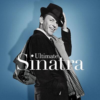 FRANK SINATRA Ultimate LP Vinyl NEW 2015 2LP