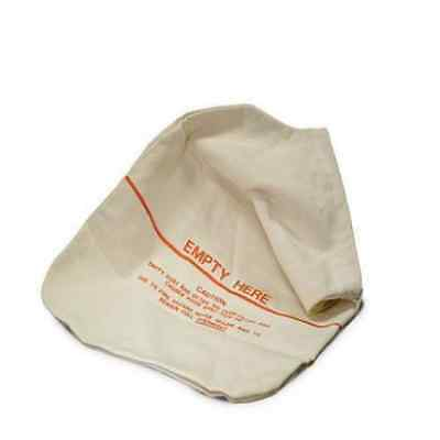 Cloth Bag For Floor Drum Sanders - Durable Cloth Dust Collection Bag - Reusable