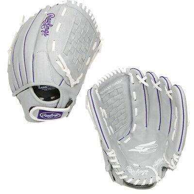 Rawlings Youth Fastpitch Softball Sure Catch Glove 12.5