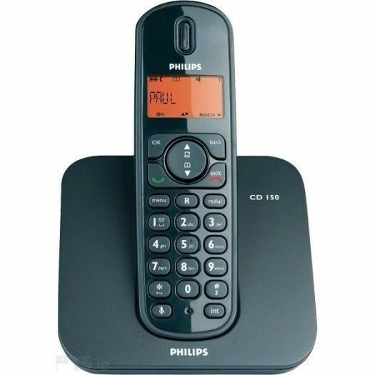 Philips CD150 cordless phone