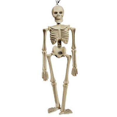 Spooky Hanging Plastic Skeletons 18