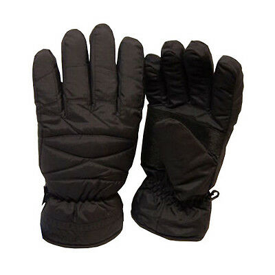 Serious Thinsulate Insulated Winter Ski Gloves - Mens L