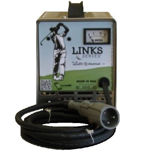 Club Car Golf Cart Battery Charger 48 Volt 13A Lester Links Powerdrive With OBC