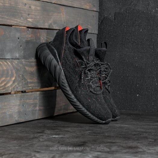 cd1e5aad Adidas Tubular Doom Sock Primeknit Size 9 Shoes Core Black/Core Black/Trace  Olive
